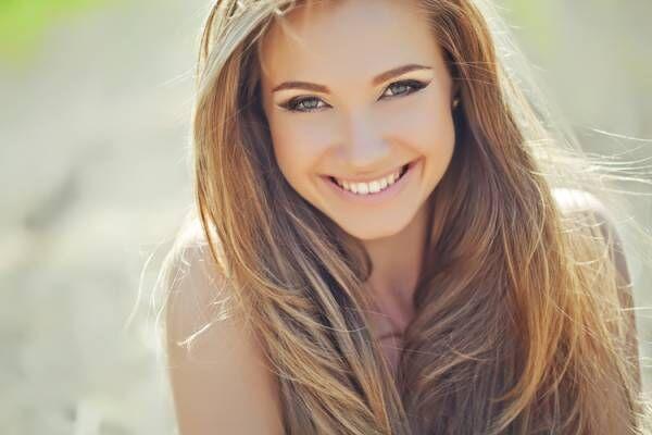 笑顔が素敵な人