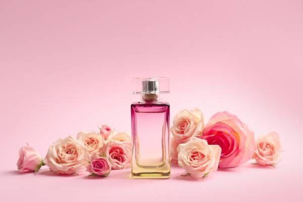香水で香りをつれて歩こう