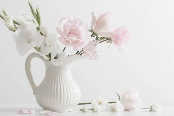 生花で取り入れるフレッシュな香り