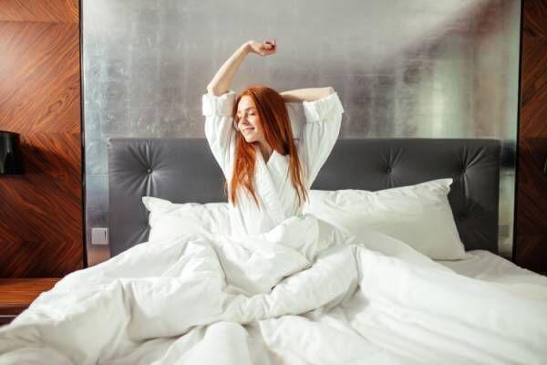 朝の寝ぼけ頭を目覚めさせたい