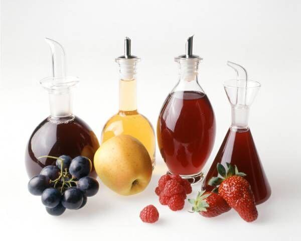 果実酢を手作り