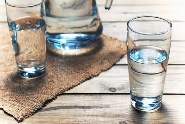 常温の水or白湯