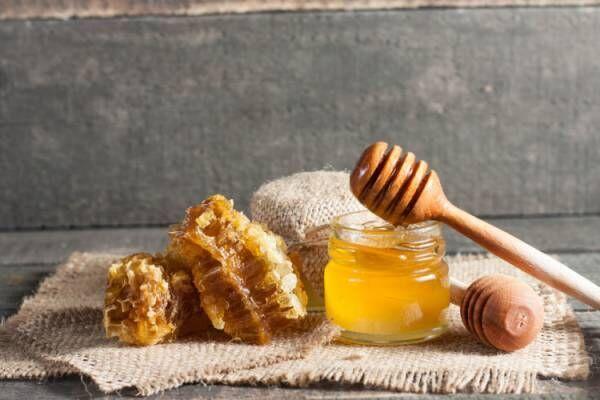 生姜とハチミツ