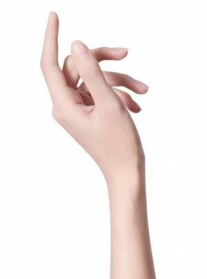 急いでる時は「指」を使う