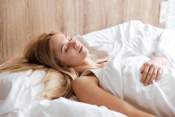睡眠ダイエットの方法