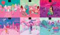 【『NYX』ホリデーコレクション速報】ナターシャ・リリポワとコラボの「SUGAR TRIP」11月11日(日)より発売開始
