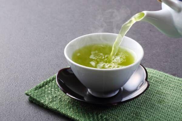 緑茶の渋み