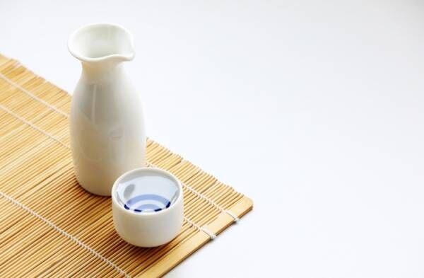 【日本酒】と肌