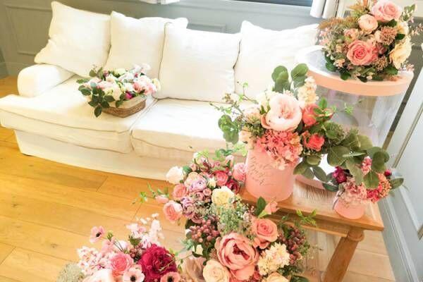 「恋する花」の香り