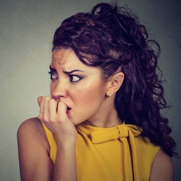 「ストレス」が臭いの原因になっているかも
