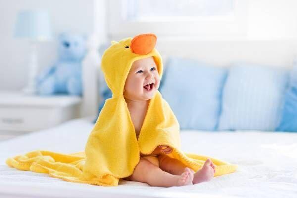 赤ちゃん用コスメの魅力