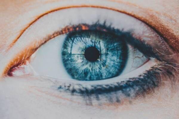 瞳の透明感、大丈夫?
