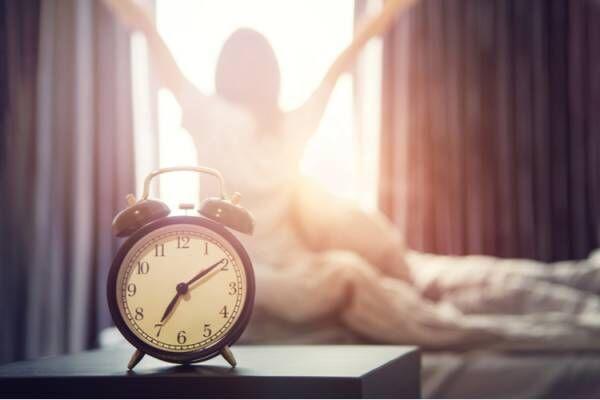 覚醒作用で眠気スッキリ