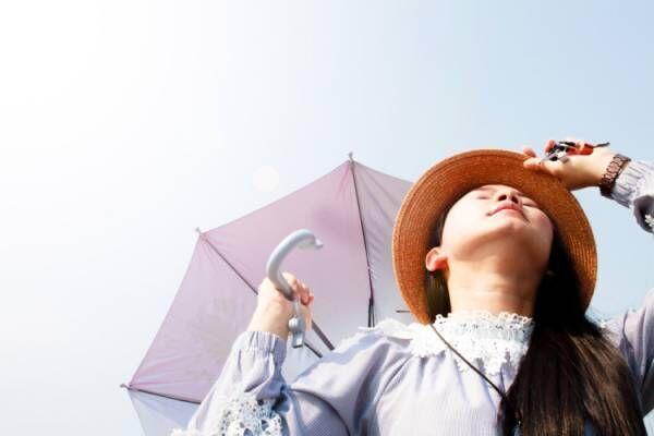 紫外線や肌のこすり過ぎによる色素沈着