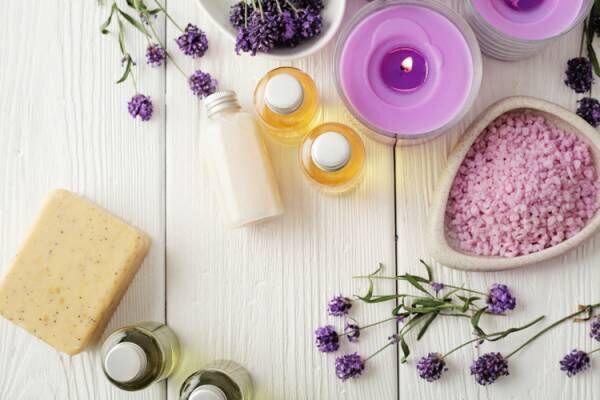 アロマ石鹸の作り方