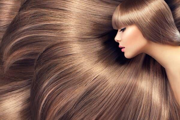 髪のツヤが大きく影響