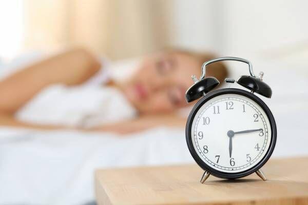 7時間以上は眠る