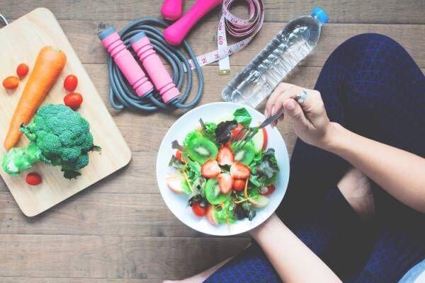 摂取カロリーや食べる量を減らしすぎている