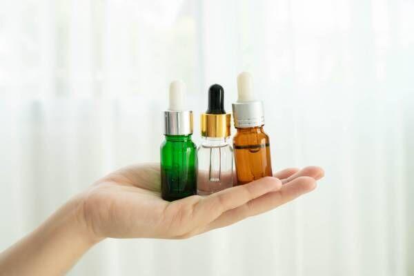 化粧水と化粧液について