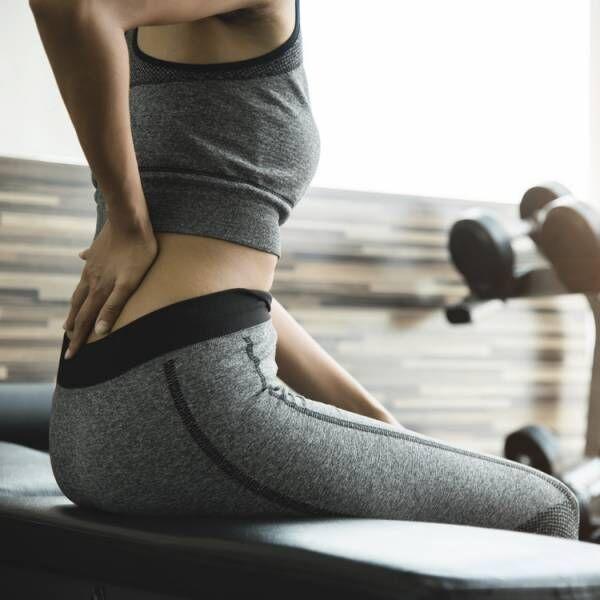 腹筋エクササイズをすると腰が痛くなってしまう理由