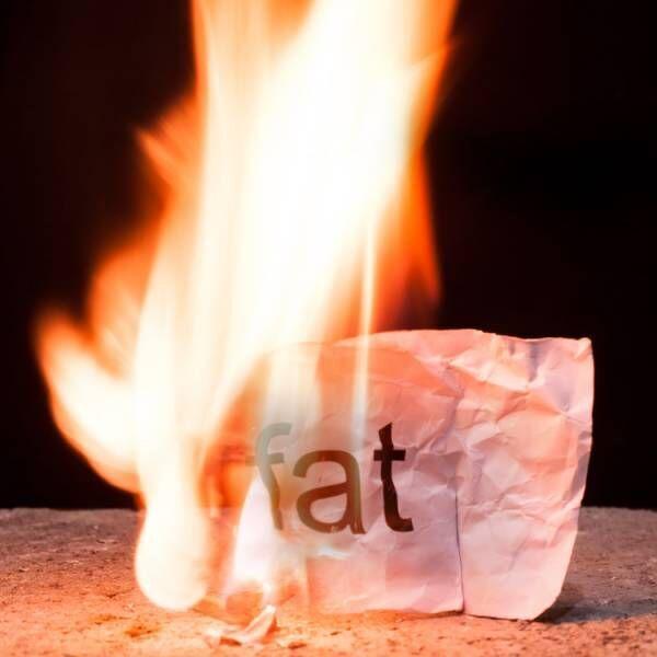 有酸素運動で脂肪が燃焼されるメカニズム