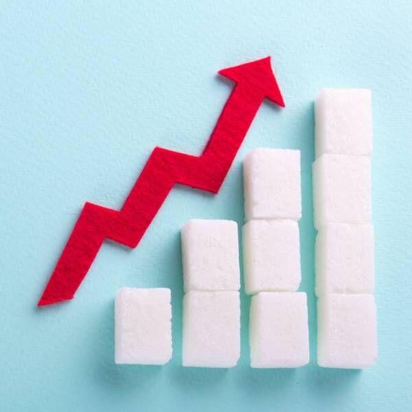 血糖値の急激な上昇