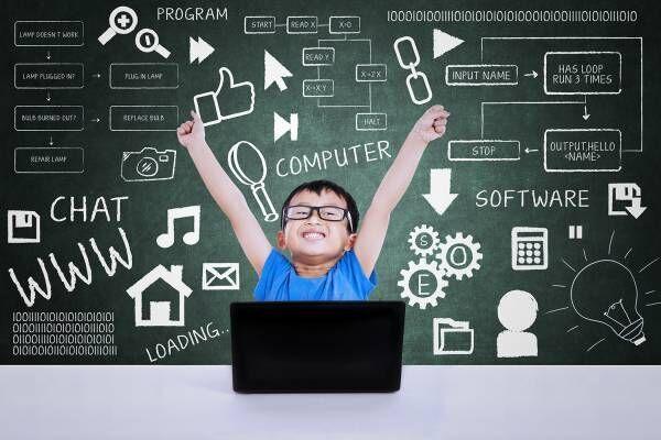 自由研究で授業を先取り!この夏はプログラミングの体験がおすすめ