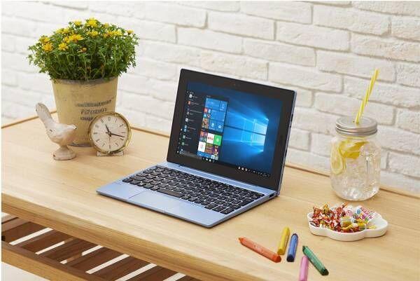 NECパーソナルコンピュータ株式会社が新製品発表会を開催!プログラミング教育を視野に入れた小・中学生パソコンも登場