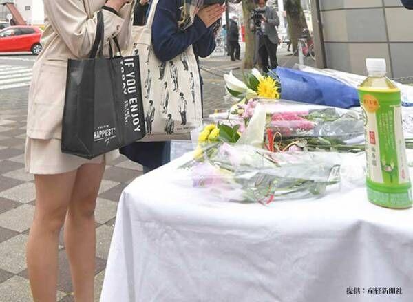 「あんまりだ」「悲しすぎる」 感染症流行のため、志村けんへの献花が自粛要請される