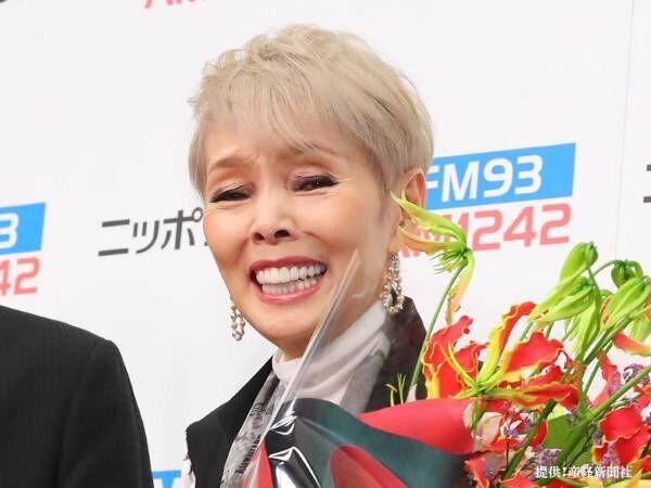 志村けん追悼番組に出演した研ナオコ 放送後の投稿に「泣いた」「自分もそう思う」
