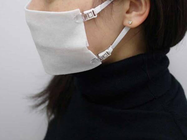 縫う必要なし! なんでも一瞬でマスクにできる商品に「賢いな」「清潔でいい」の声