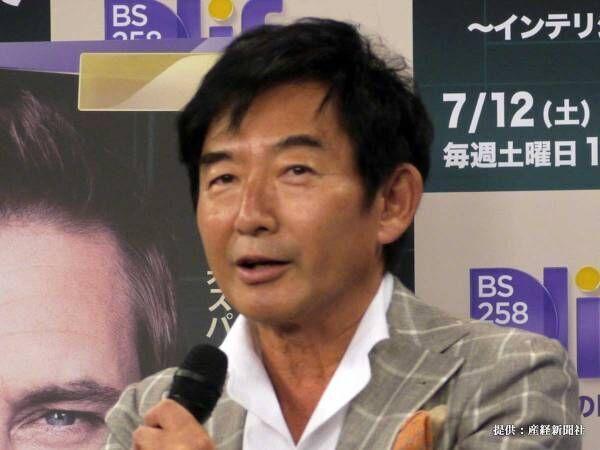 石田純一が新型感染症 妻の東尾理子が医療関係者に謝罪