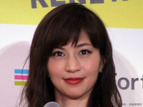安田美沙子がインスタで見せる『ママショット』に「美しい」 子供が「イケメン」と話題に