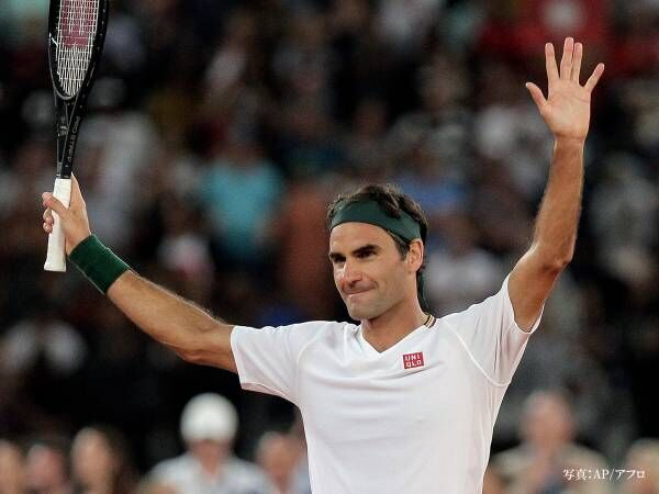母国に寄付をした男子テニスのフェデラー その寄付額に衝撃広まる