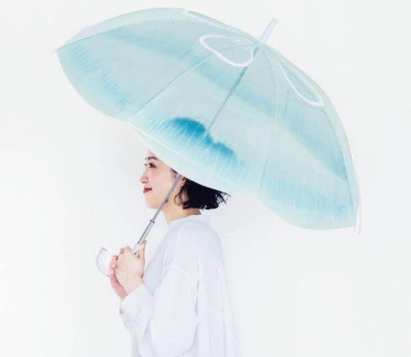 何をイメージした傘か分かる? ニッチだけど通にはたまらない傘が話題
