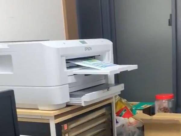「予想外だった」「紙隠し…」 何度やっても印刷された紙が見つからない理由とは