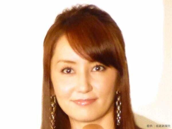 矢田亜希子が息子と自分の近況を報告「すっかり馴染んだ」 現在の姿に「相変わらずきれいだ」との声