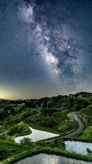 なぜ『星峠』と呼ばれるのか? 理由が分かる1枚に息をのむ