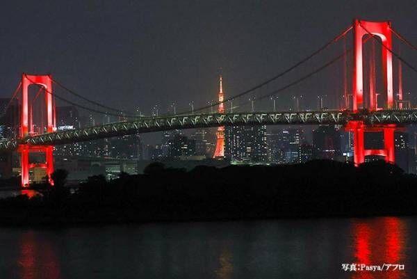 『東京アラート発動』の都庁舎が強すぎると話題に 「ラスボスいる」「これは怖い」