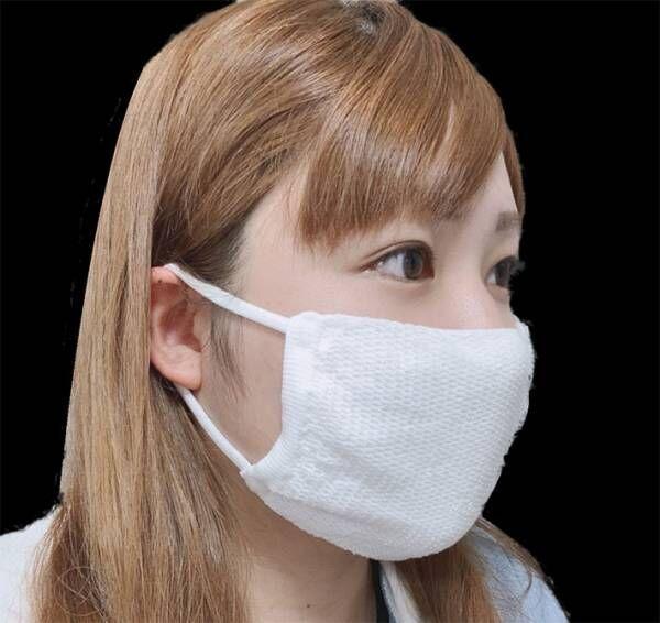 創業100年の技術力に反響 靴下会社が販売した『夏用マスク』って? 「問い合わせ多数」