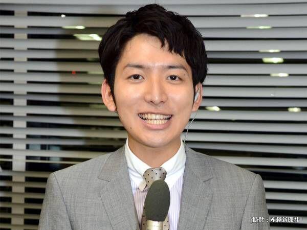 生田斗真の結婚に浮かれすぎた弟・竜聖アナが『珍しいミス』 「笑った」「面白すぎる」と話題に