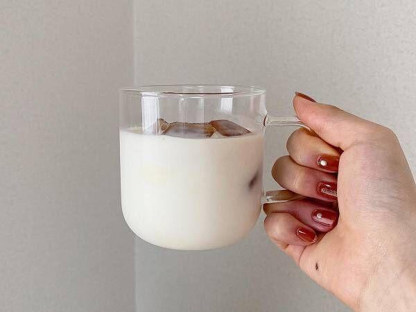 「その発想は天才!」 溶けても薄くならないアイスミルクティーが話題