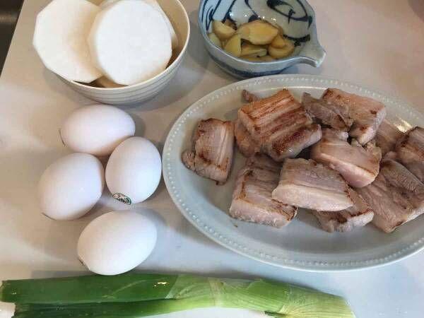 スイッチオンして放置で完成!炊飯器で手間なし角煮レシピ