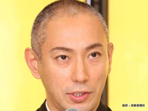 市川海老蔵が16歳の時の写真を公開! ファン「美少年…」「親子そっくり!」と絶賛