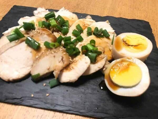 あと1品欲しいときに!簡単でとろっとろ 極上の鶏胸チャーシューの作り方