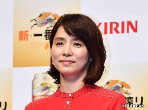 石田ゆり子が20年前の写真を公開 「かっこいい」「惚れてまうやろ…」の声が続出!