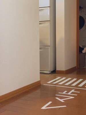 家の中を走り回る息子… そこで思いついた策が画期的!