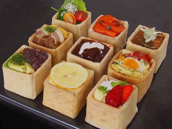職人技が光る『食べられる貼箱』に「発想が素晴らしい!」