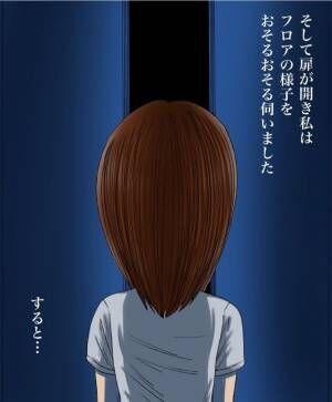 エレベーターの悪夢を見続けた女性 ある日、最大の恐怖が彼女を襲う…