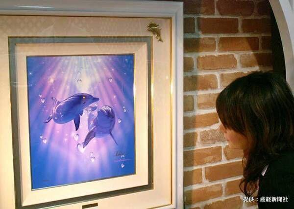 「ラッセンの絵みたいなん撮れた」 水族館での1枚に18万『いいね』!